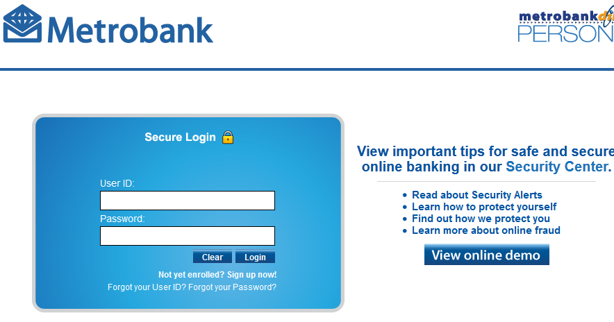 How to Unlock the Locked Metrobank Online Account in the Philippines ...