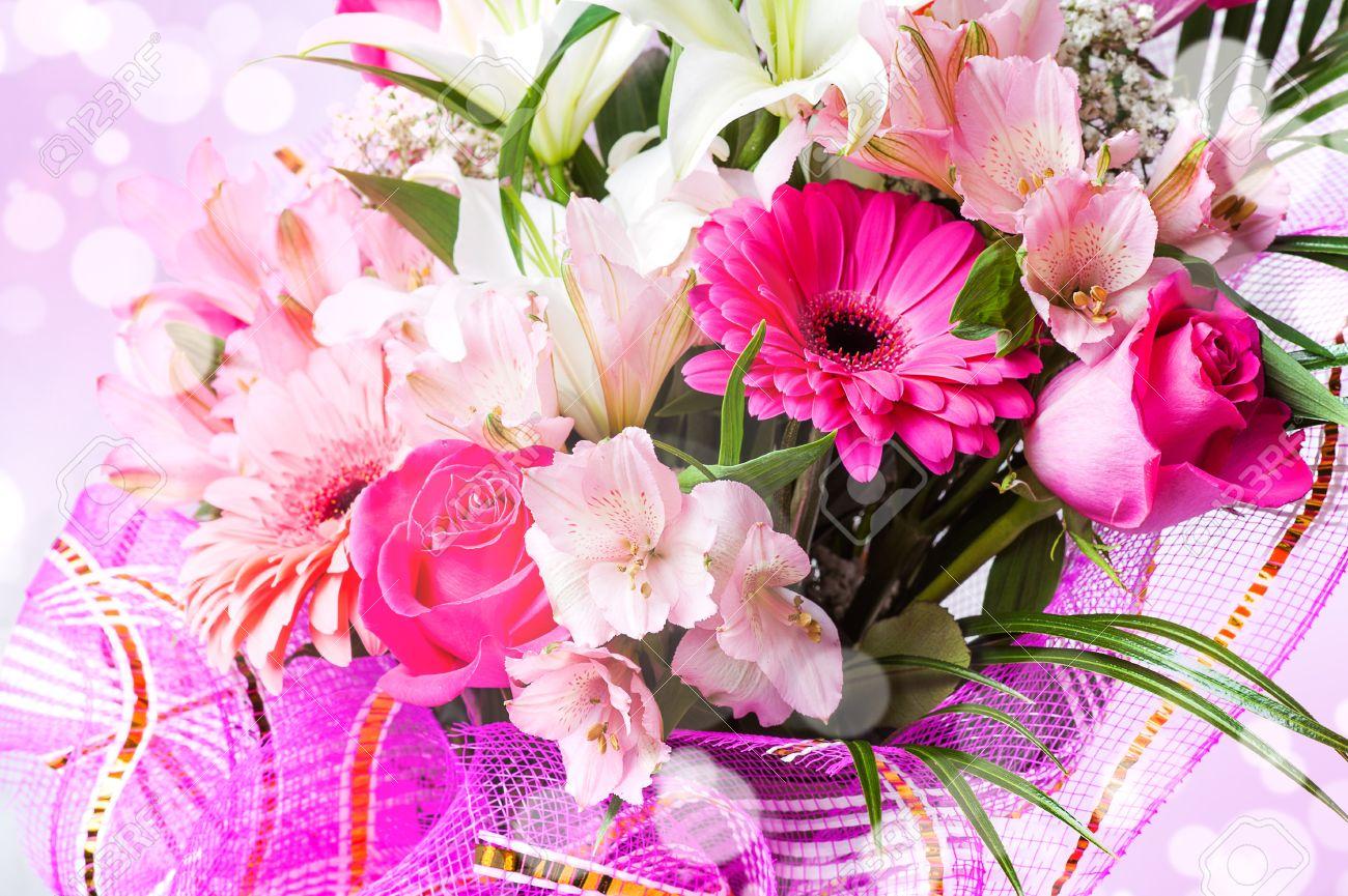 Protector De Pantalla De Flores Hermosas Con Movimiento Imagenes De