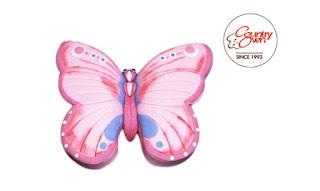 Cute Butterfly Cake - 3 Kg