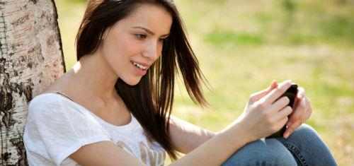 problemas de belleza causados por el telefono celular o movil