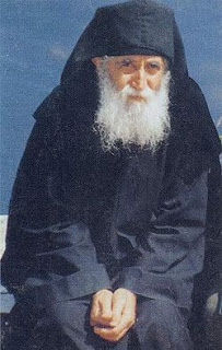 Saint Paisios: Flies and bees?