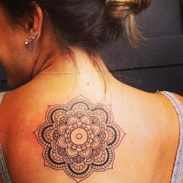 Tatuagens de mandalas