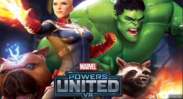 Disney and Oculus Announces Marvel Powers United VR