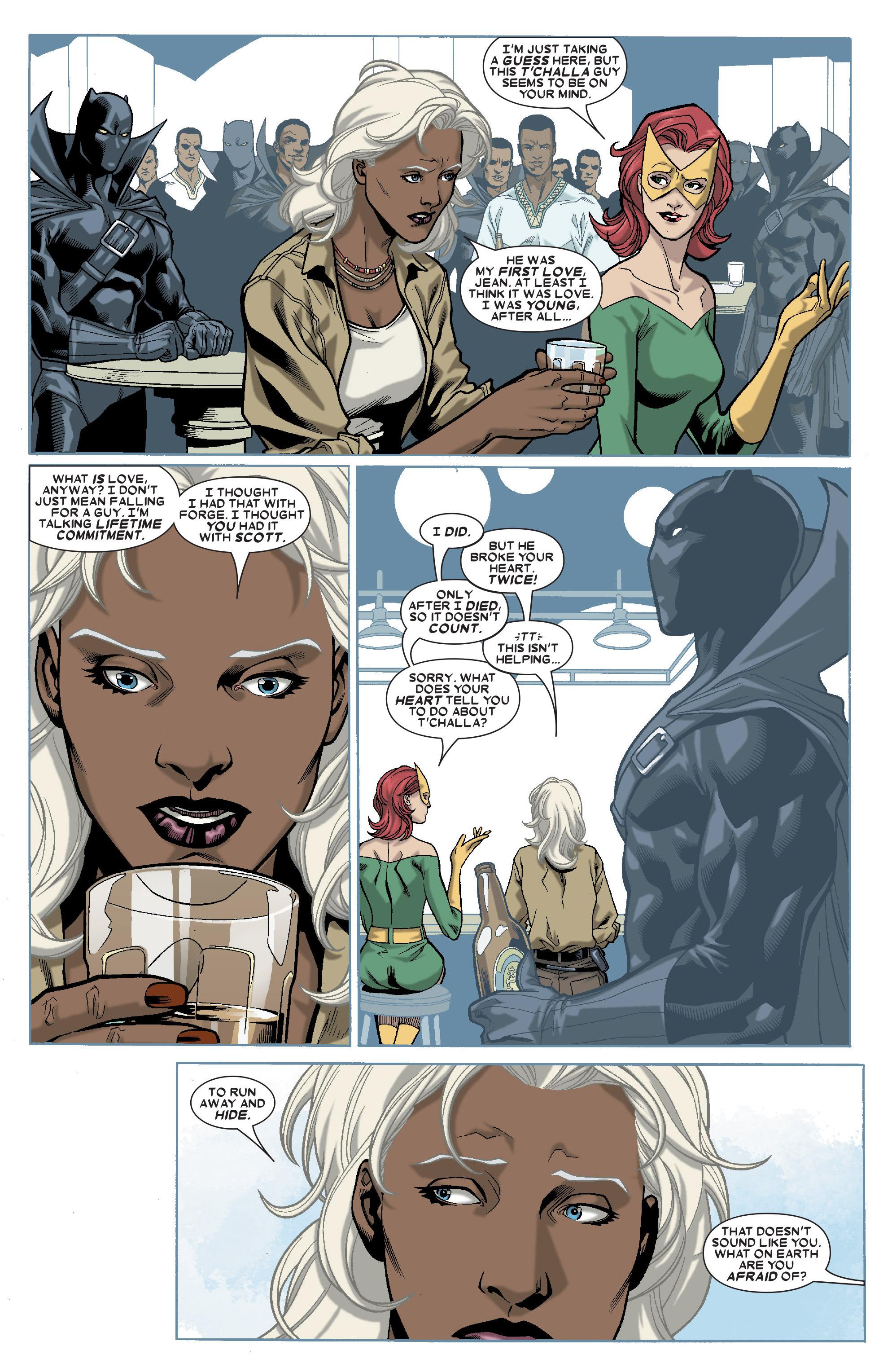 Read online Uncanny X-Men (1963) comic -  Issue # _Annual 1 (2006) - 23