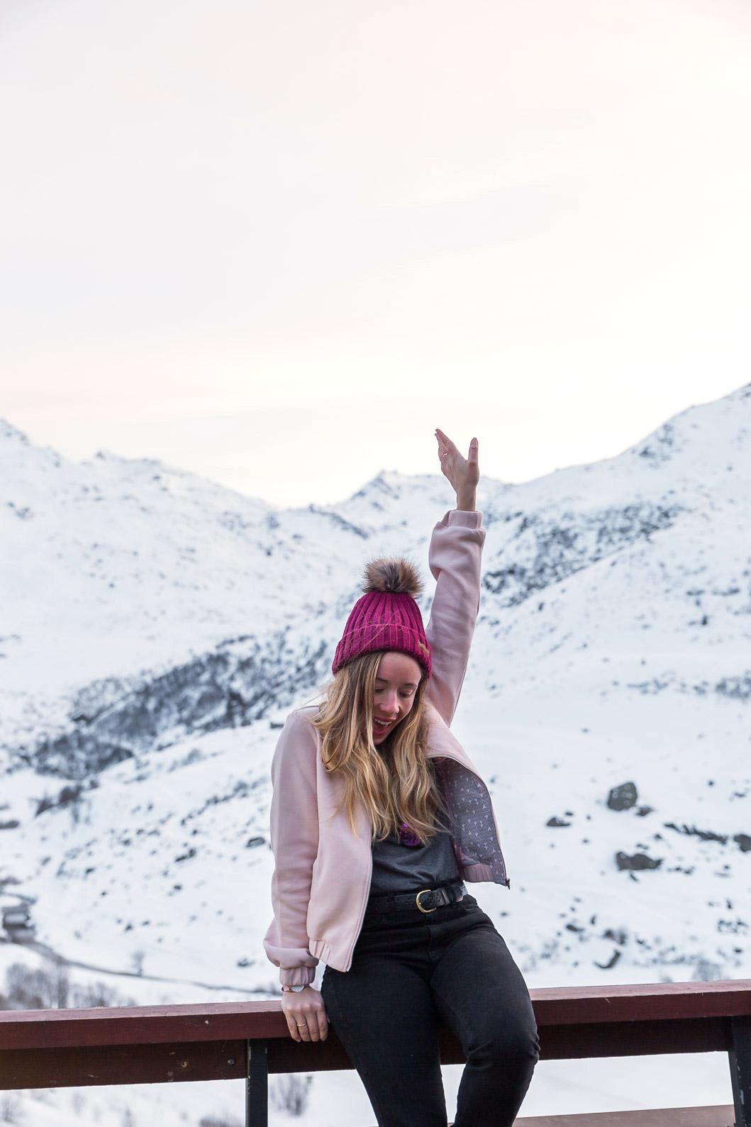 blog mode lifestyle séjour ski