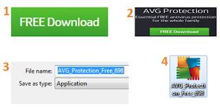 Download and Install AVG Antivirus