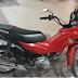 15º BPM recuperou motocicleta roubada no bairro Santo Antônio, em Belo Jardim, PE