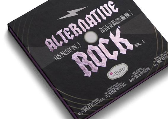 TheBalm Alternative Rock Vol. 1 Face Palette