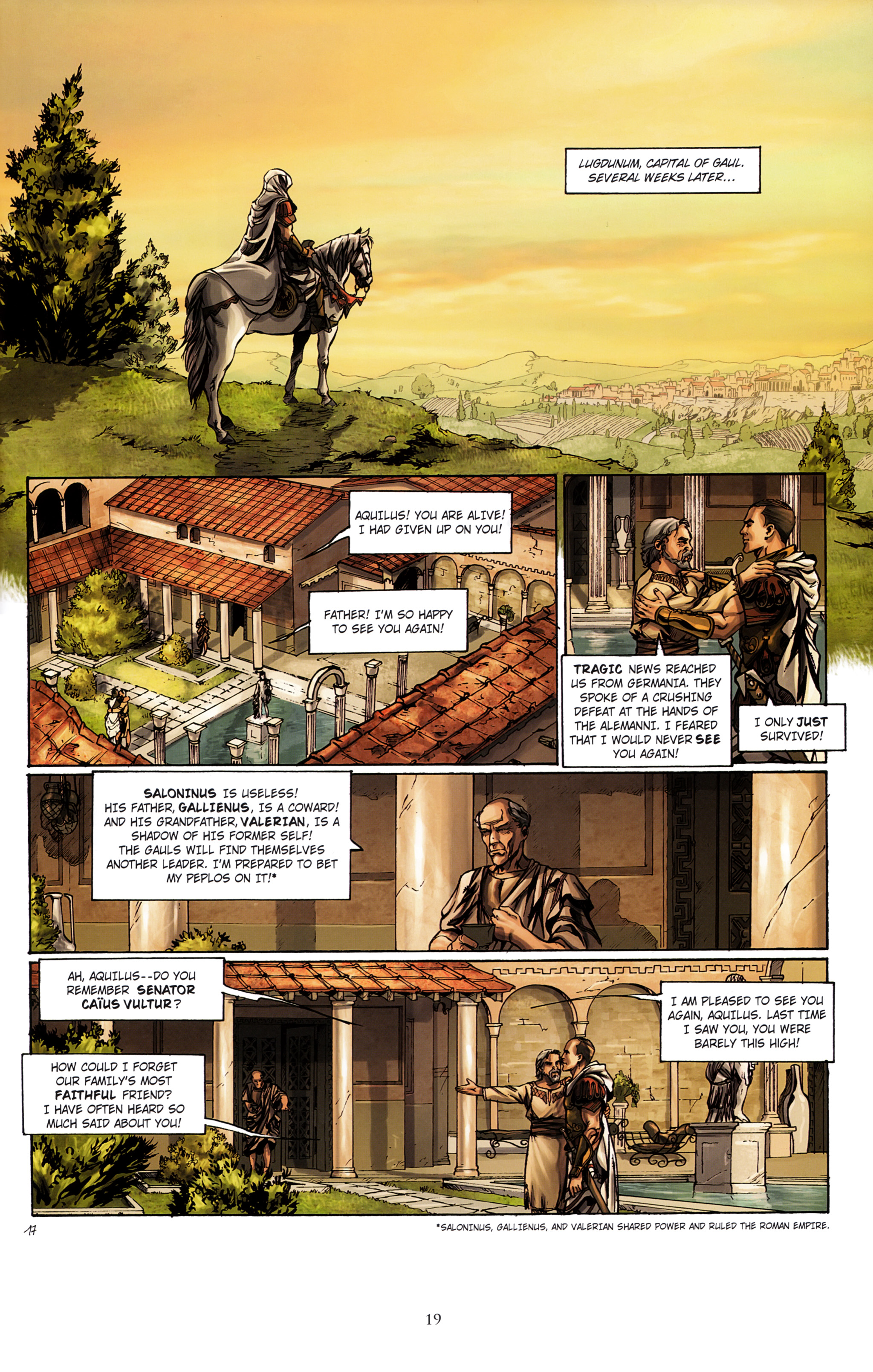 Read online Assassin's Creed (2012) comic -  Issue #2 - 23