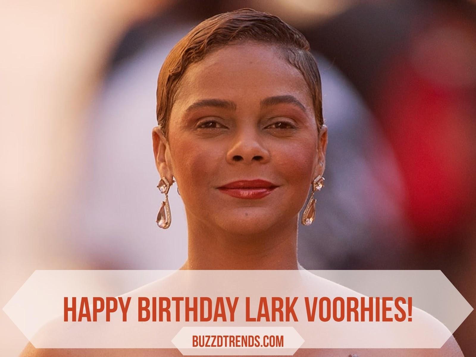 Lark Voorhies born March 25, 1974 (age 44)