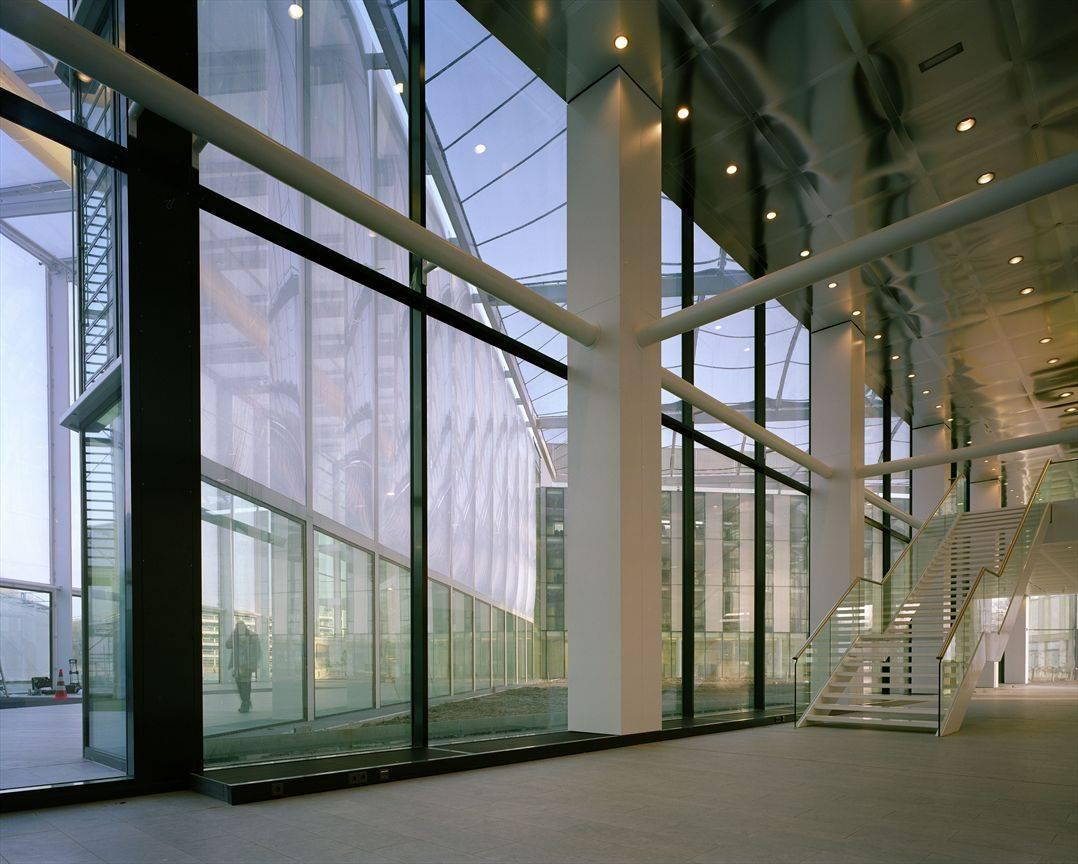 Glass Curtain Wall Manufacturer China Steel Structure Lightweight Steel Structure Steel Structure