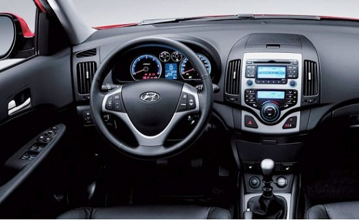 Hyundai i30 test drive and review
