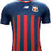 New Balance lança novas camisas do Deportivo Quito