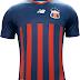 New Balance lança novas camisas do Deportivo Quito