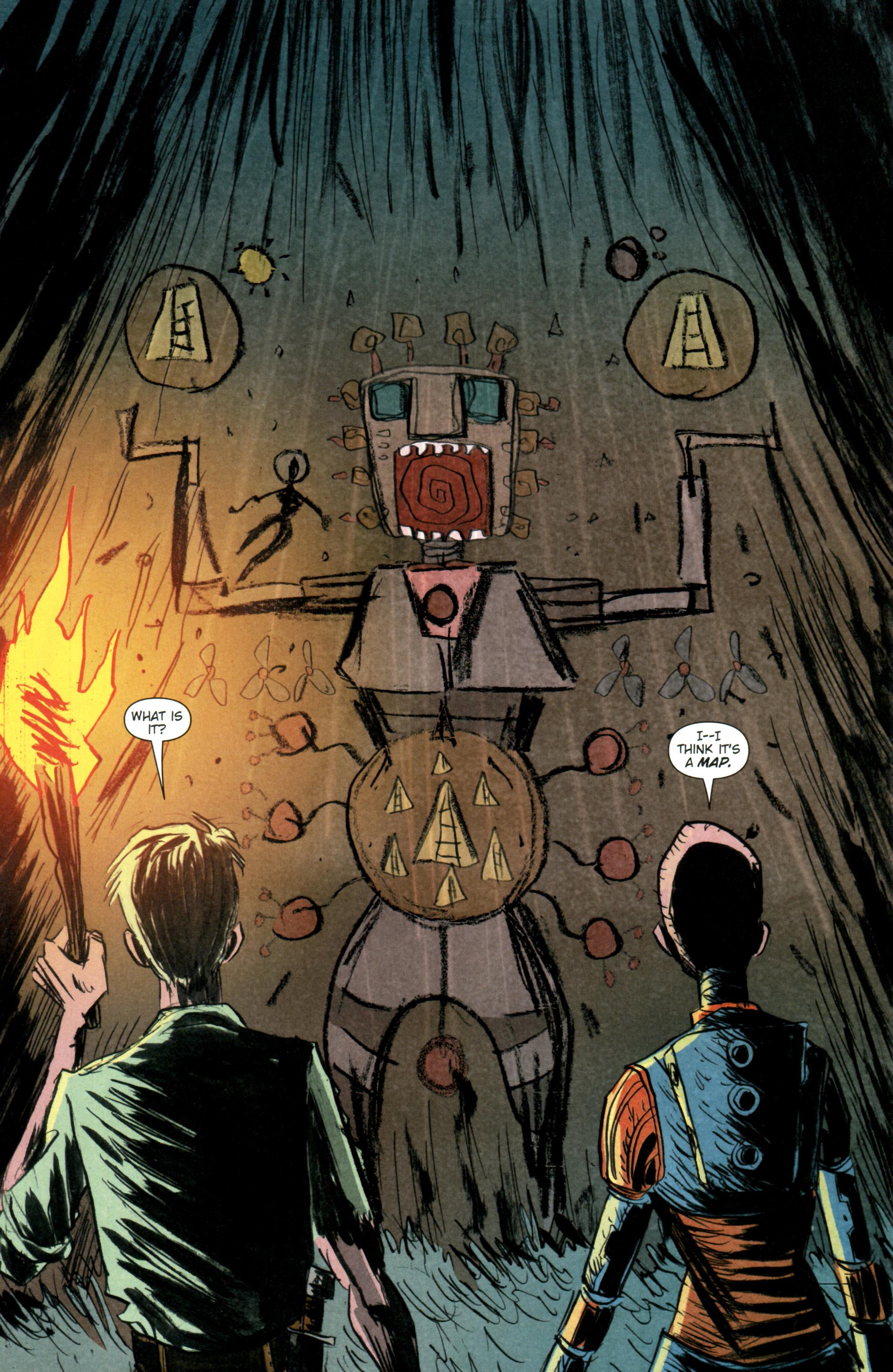 Read online Trillium comic -  Issue #4 - 9
