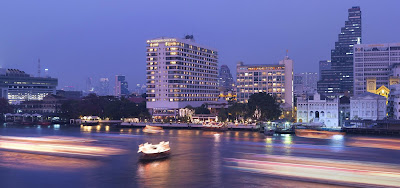 Source: Mandarin Oriental Hotel Group. The Mandarin Oriental, Bangkok.