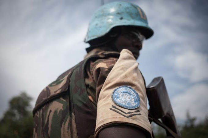 Burundi UN peacekeeper killed in ambush in C.Africa