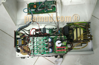 repair dan servis proking hf-2500 induction cap sealing indonesia