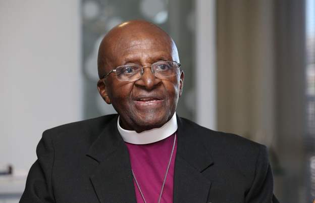 Desmond Tutu severs ties with Oxfam over sex scandal