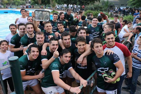 Tucumán Rugby Campeón del Veco Villegas 2018