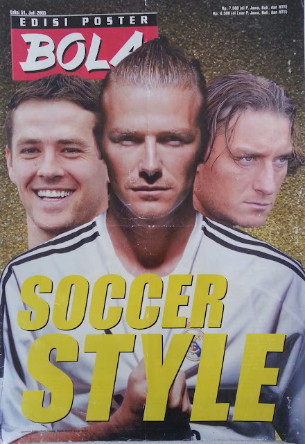 Bola Edisi Poster - SOCCER STYLE
