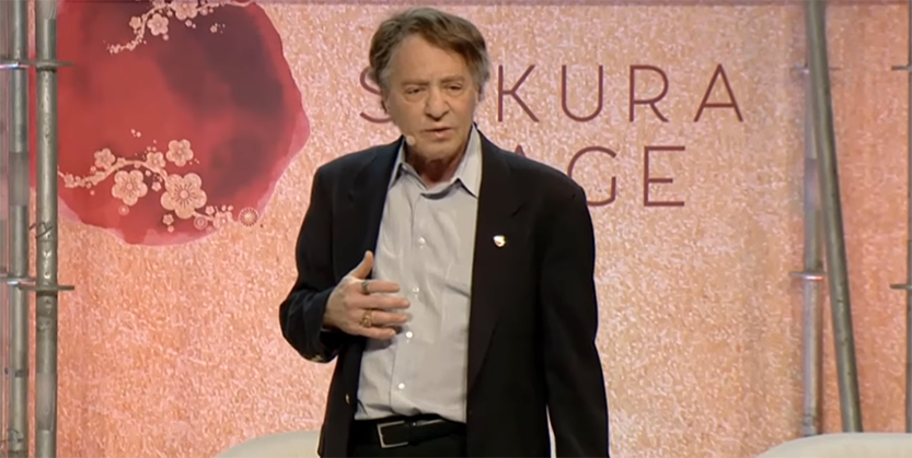 Ray Kurzweil Discusses His Optimism for the Future