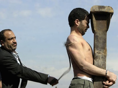 Medieval and barbaric punishments: Public flogging in Iran