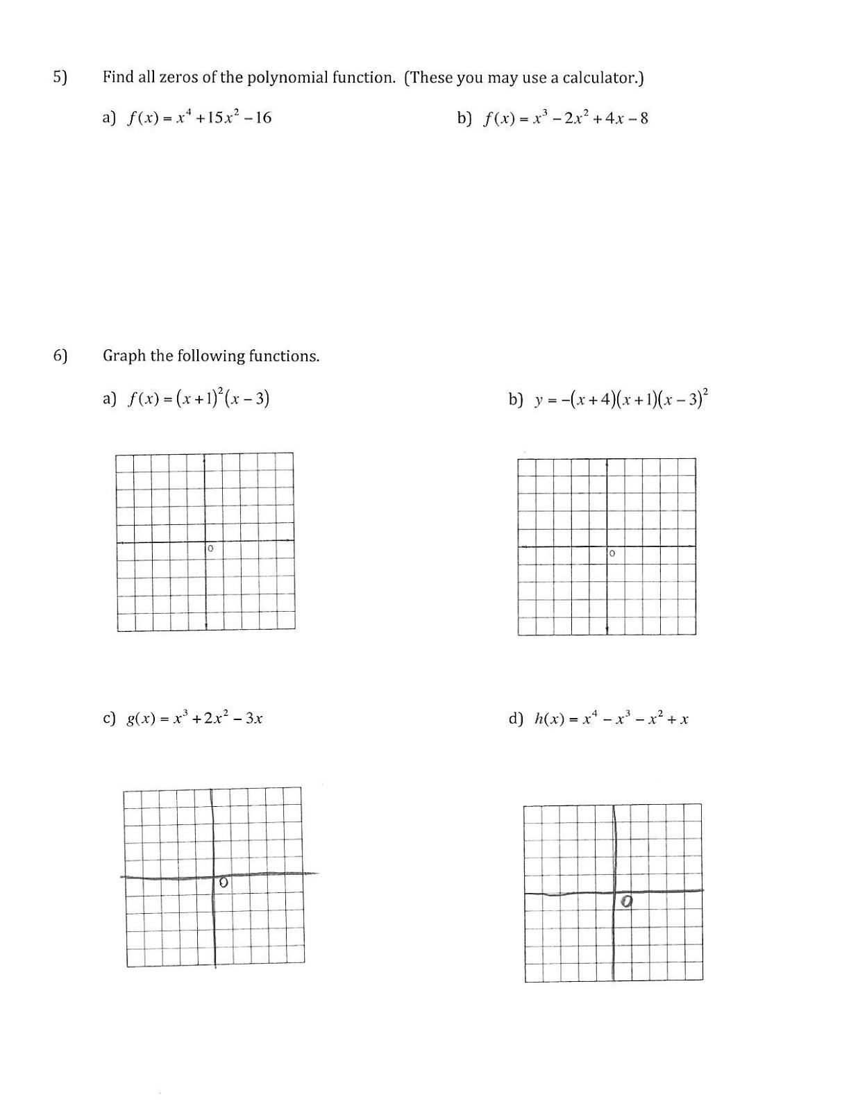 Mr. Suominen's Math Homepage: January 2013