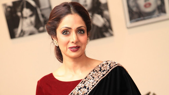 Breaking - Actor Sridevi Dies At Age 54 In Dubai