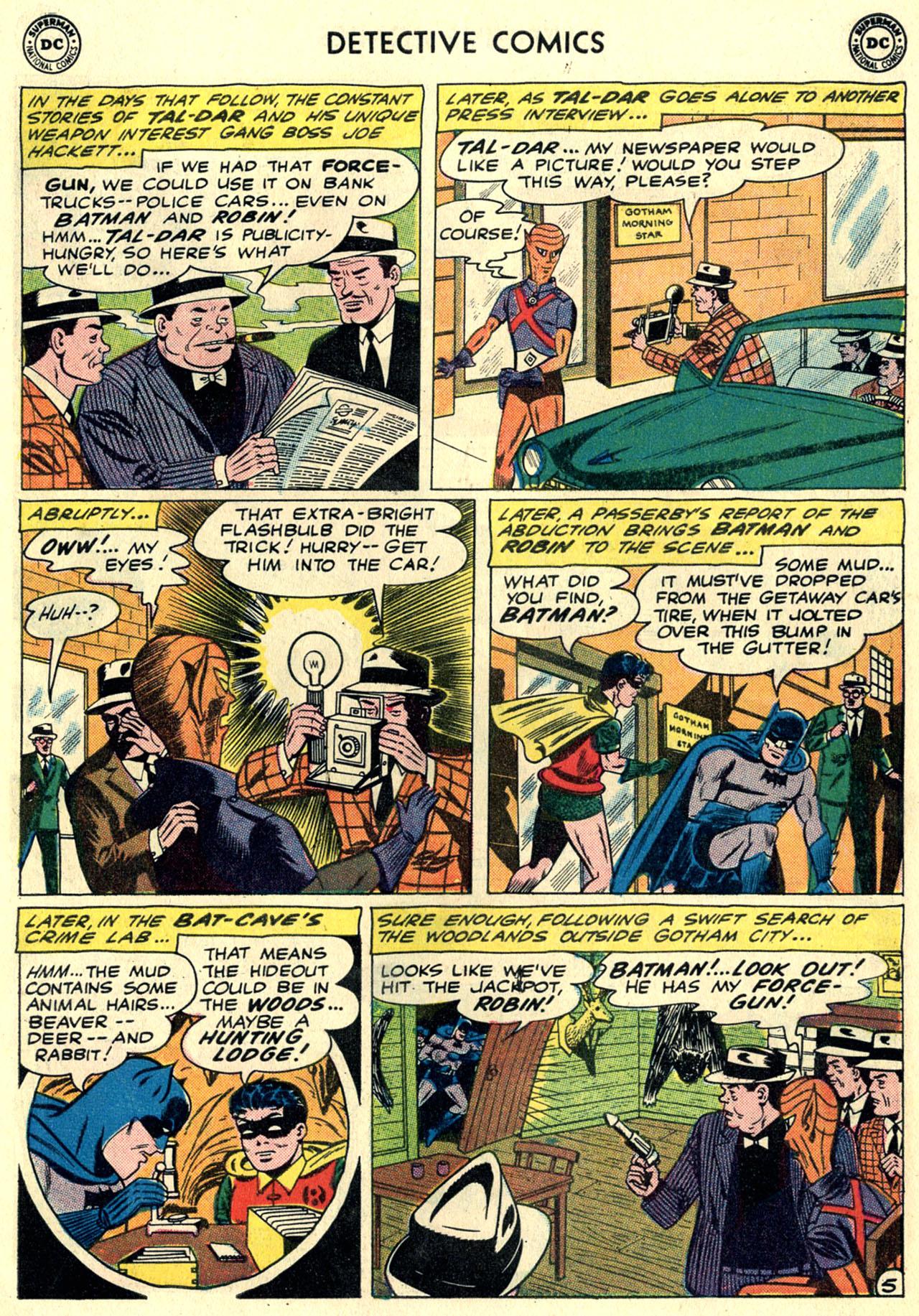 Detective Comics (1937) 282 Page 6