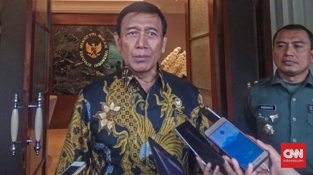 Wiranto Sebut Pejabat Negara Tak Harus Netral di Pemilu