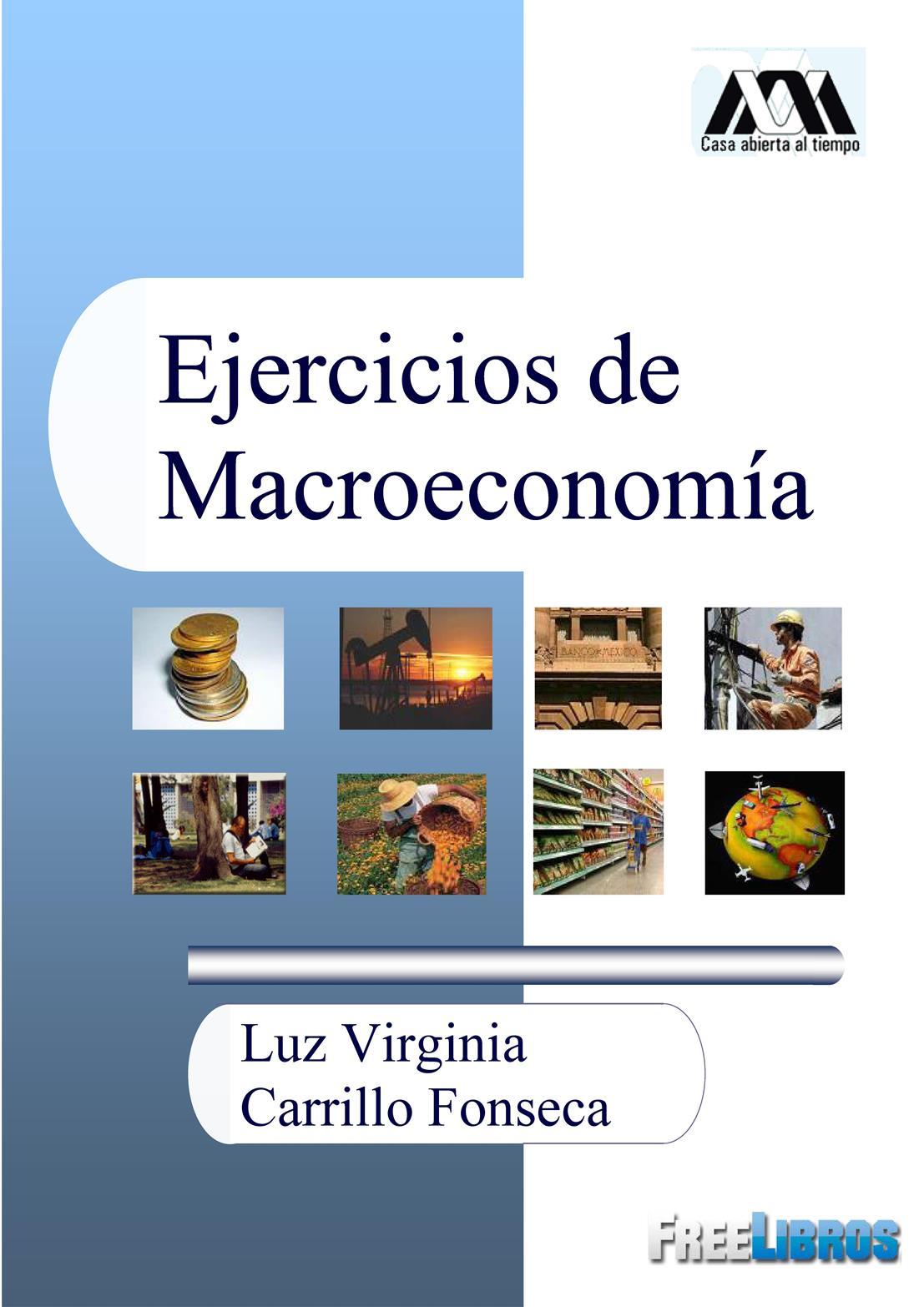 Ejercicios de Macroeconomía – Luz Virginia Carillo Fonseca