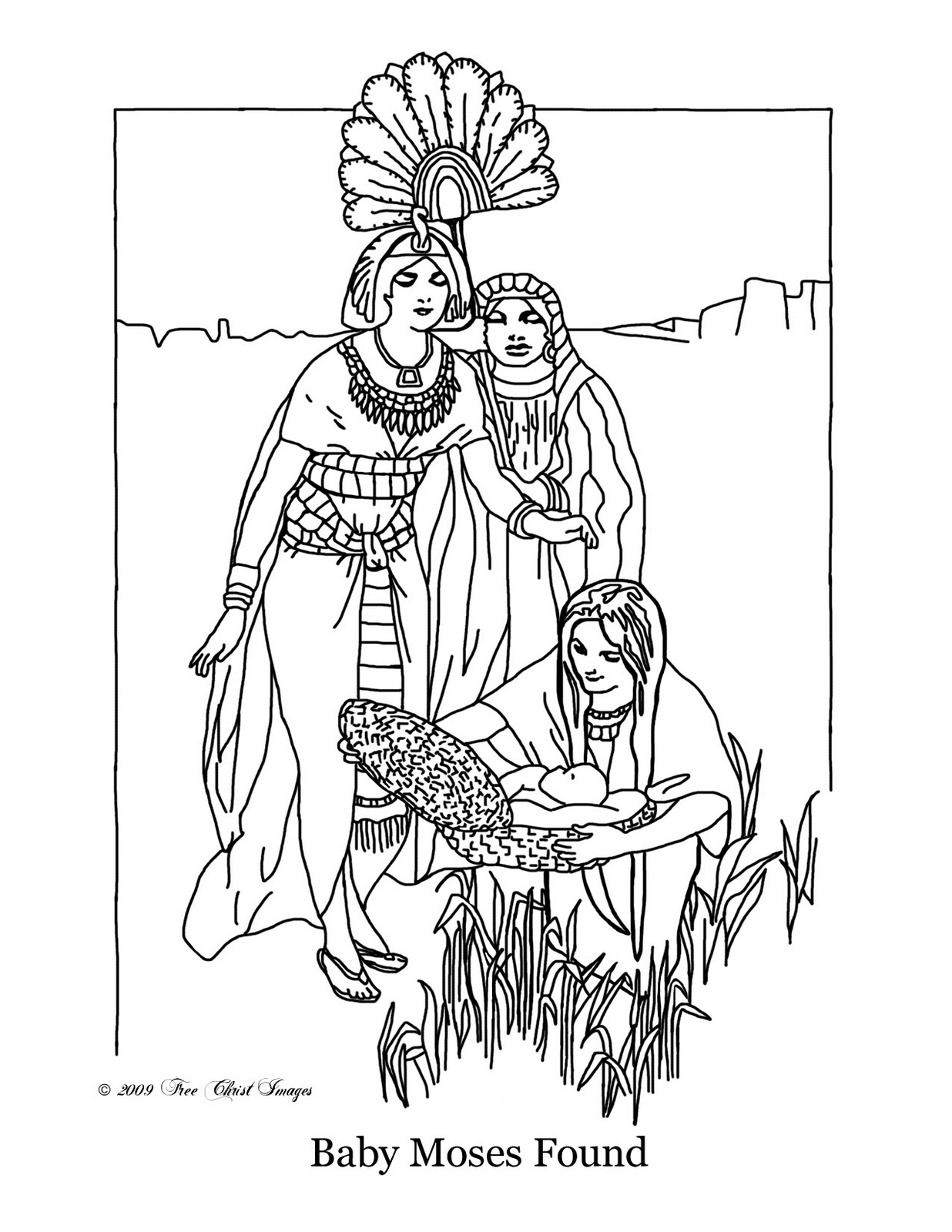 Israelites golden calf coloring page murderthestout for The golden calf coloring page