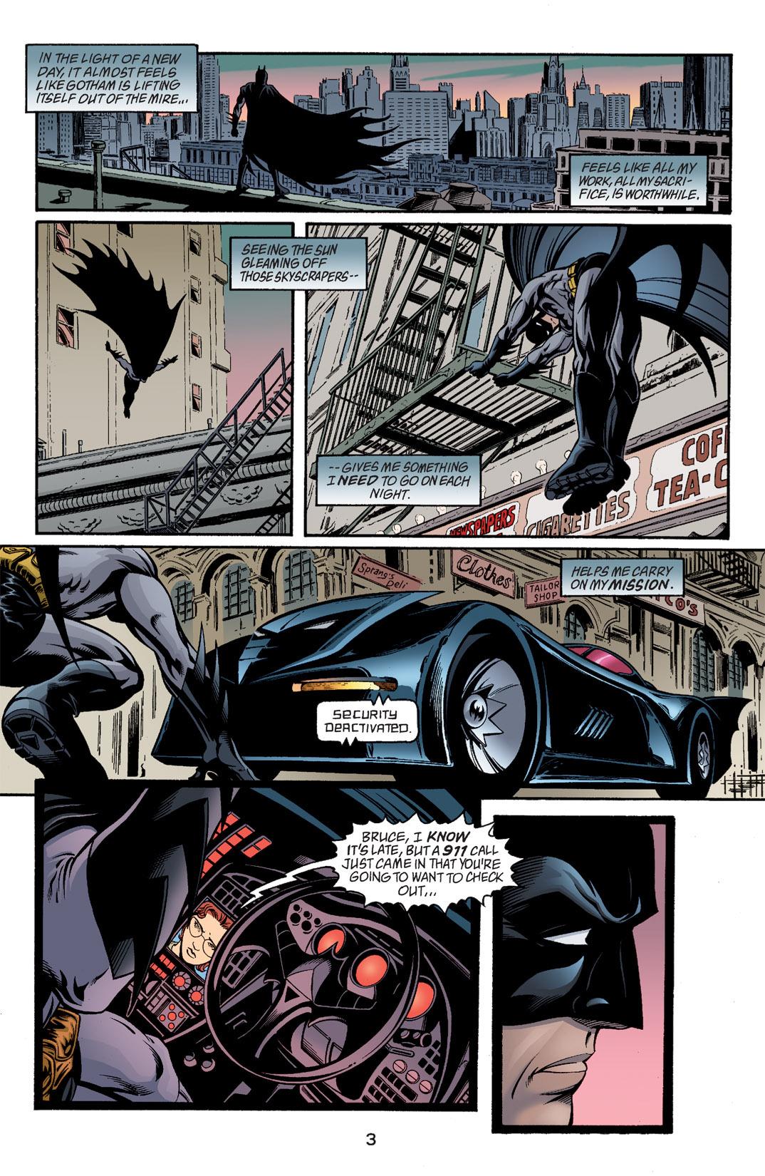 Detective Comics (1937) 784 Page 3