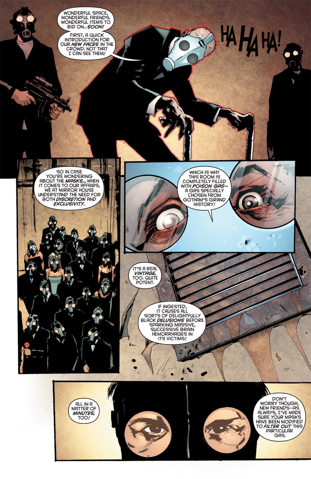 Detective Comics (1937) 872 Page 17