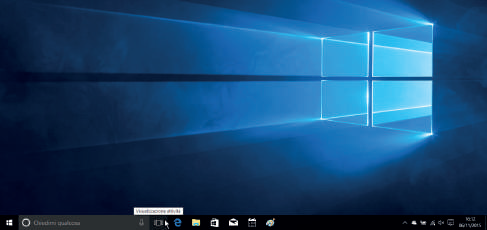 Come gestire Desktop Virtuali su Windows 10 (scorciatoie tastiera)
