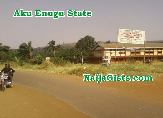 man kills wife aku enugu state