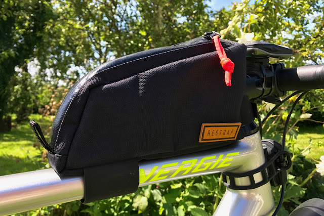 Restrap Top Tube Bag Review
