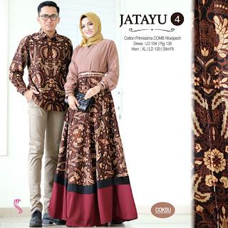 Jatayu Couple by Shofiya