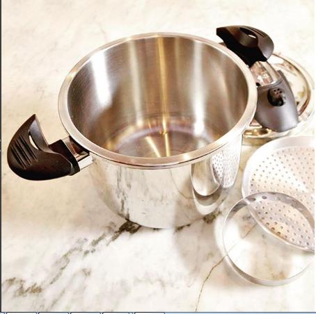 curar olla de aluminio, traste, caldero