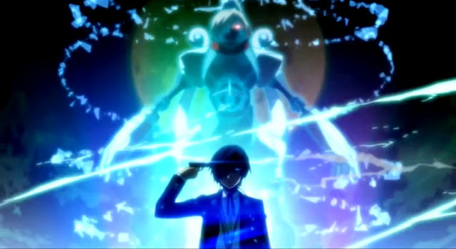 Persona 3 the Movie 3: Falling Down Subtitle Indonesia