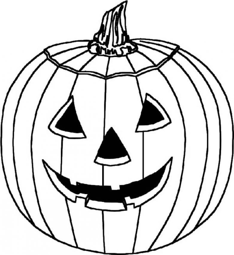 Printable halloween coloring pages: Scary Halloween ...