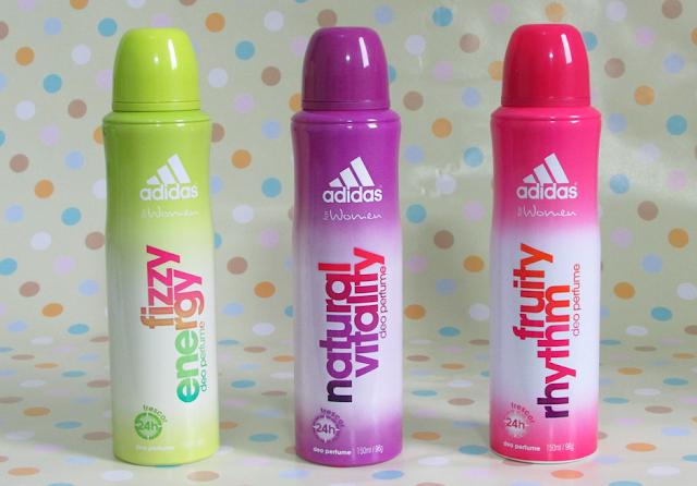 Resenha,Desodorantes, Perfumados, Adidas for Women