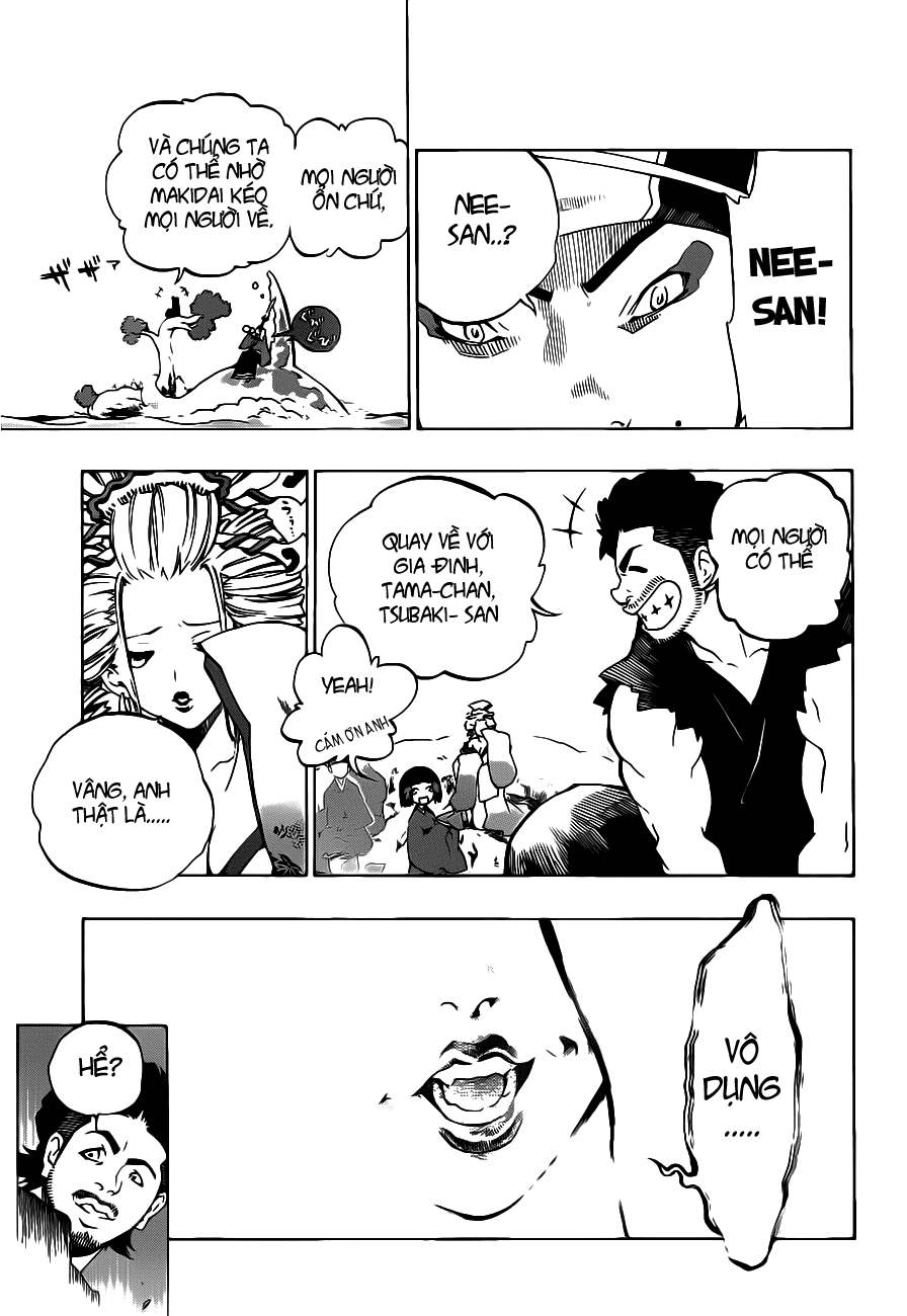 Examurai chapter 002 trang 41