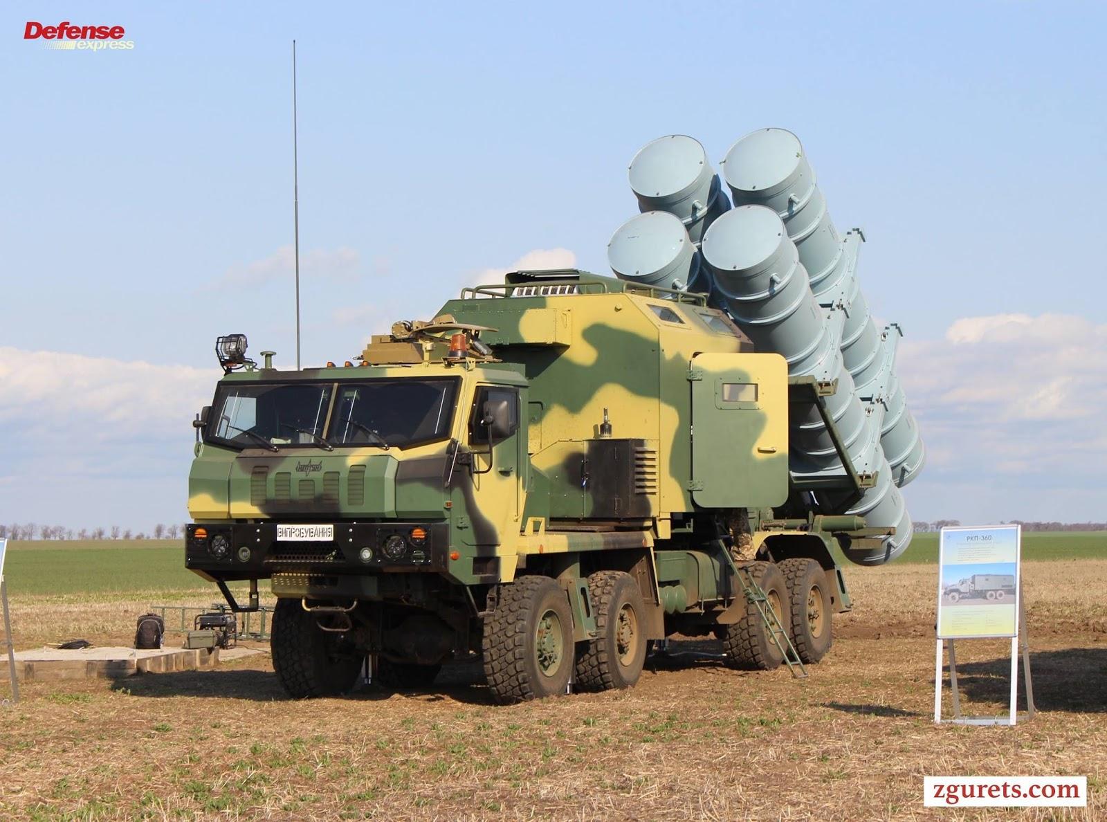 Уніфікована пускова установка УСПУ-360