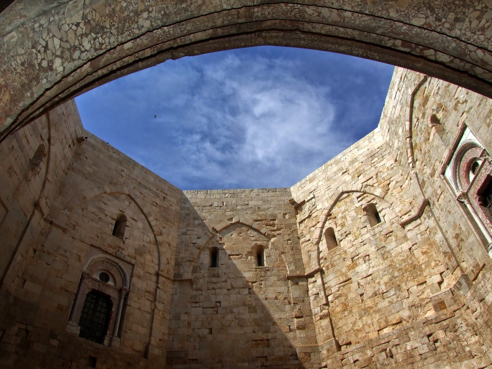 Hidden Architecture: Castel del Monte