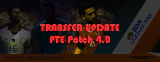 Option File PES 2017 untuk PTE 4.0 Final Transfer dari xp000