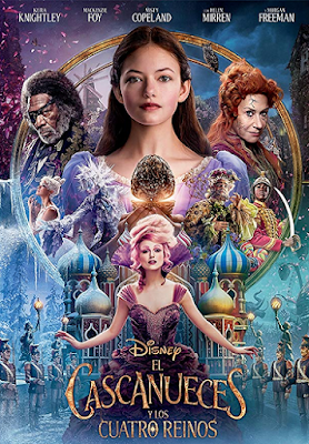 The Nutcracker and the Four Realms [2018] [DVD R1] [Latino]