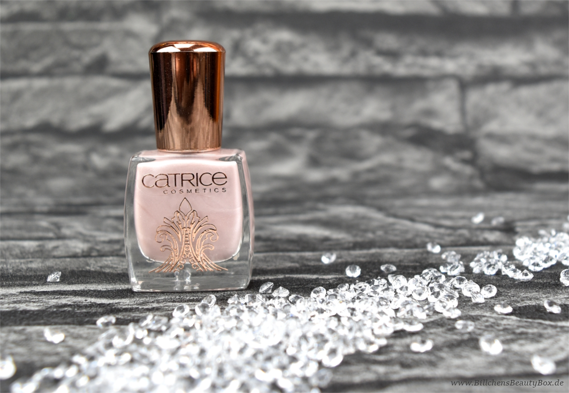 Catrice - Victorian Poetry - Nagellack - Noble Nude
