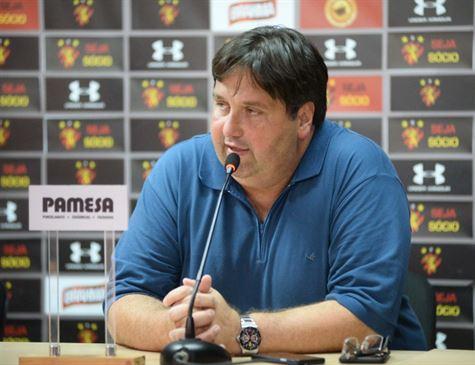 Oficial: Sport Recife, renuncia Nelo Campos